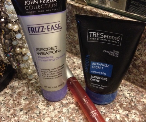 anti-frizz hair solutions