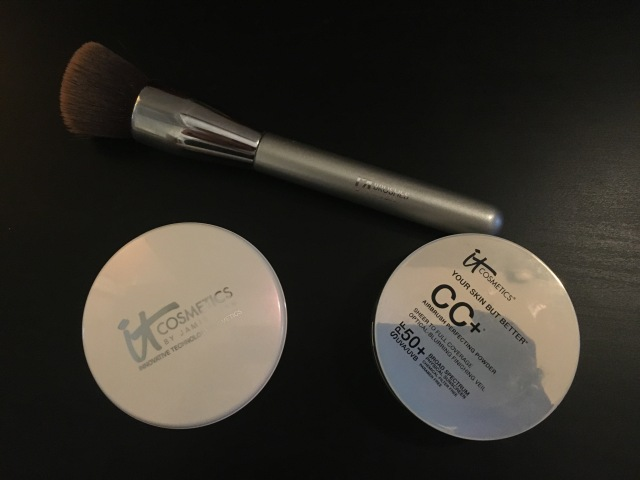 IT Cosmetics Powder and Brush