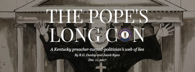 Bingeworthy Podcast The Pope's Long Con